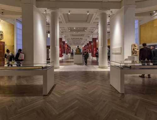 British Museum, Russell Square