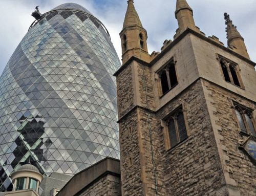 St Andrews Undershaft, Saint Mary Axe