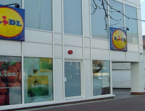 Lidl, Kingston
