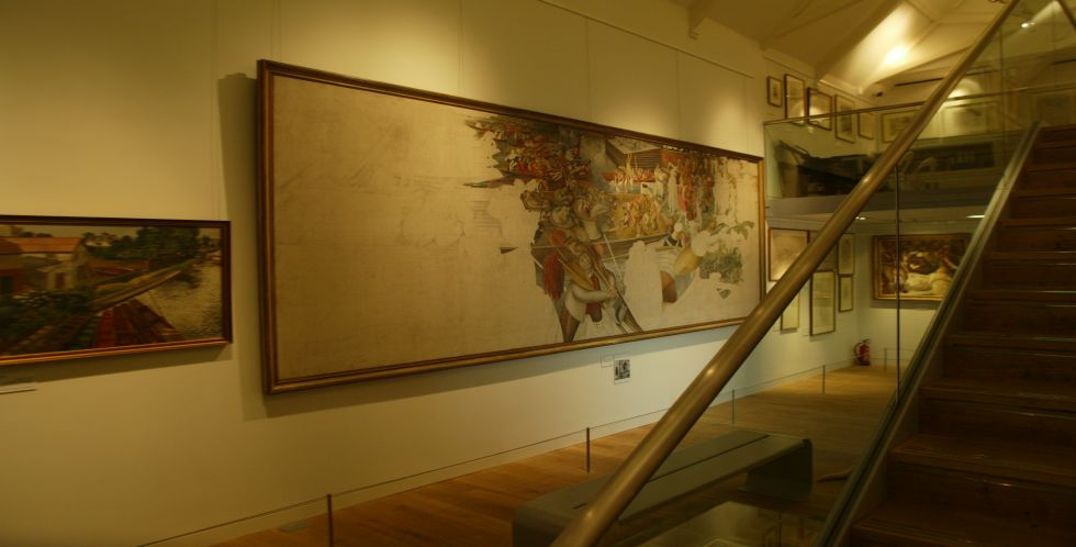Sir Stanley Spencer Gallery Cookham Forcia