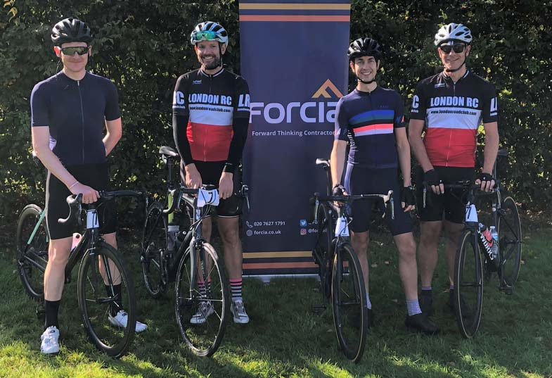 Forcia building life cycle 2019 winners