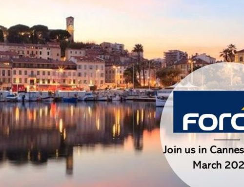 Forcia are going to MIPIM 2020!